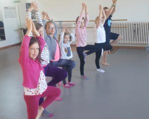 Yoga enfants